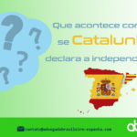Que acontece comigo se Catalunha declara a independência ?